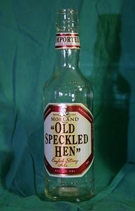 Old Specled Hen