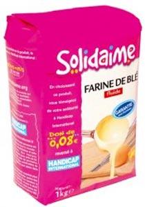 Farine Solidaime