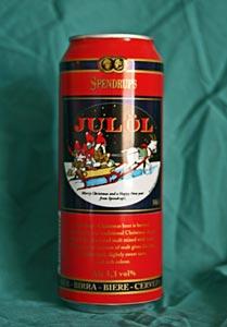 Spendrup's Julöl