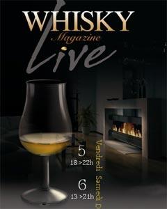 Whisky Live Belgique