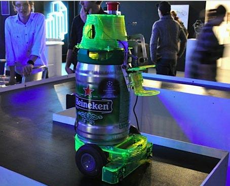 Le Heineken Bot