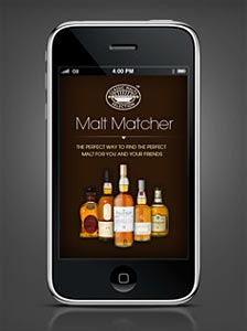 Malt Matcher pour iPhone