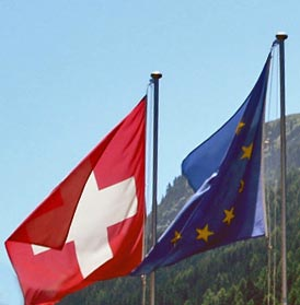 La Suisse et l'Europe