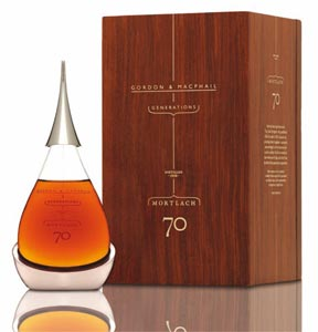 Mortlach 70 Years Old