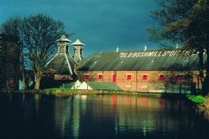 Old Bushmill's Distillery