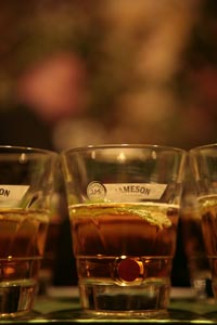Jameson cocktail au Foodstock