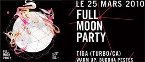 Singha Full Moon Party au Social Club