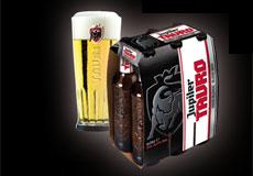 Un pack de bière séme la panique dans les kiosques belges