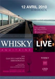 Whisky Live Aquitaine