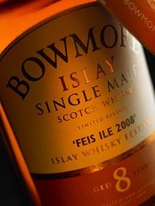 Bowmore Feis Ile 2008