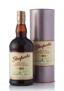 Glenfarclas 40 ans