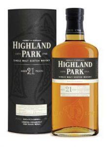 Highland Park 21 ans