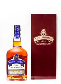The Irishman Cask Strength 2010