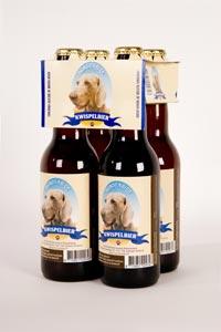 Kwispelbier, bière pour chien