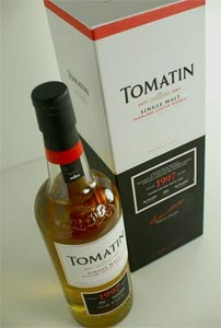 Tomatin 1997 Single Cask
