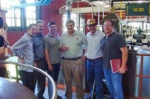 L'équipe de la New York Distilling Co