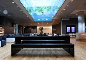 Biergarten Lounge Lufthansa à Munich