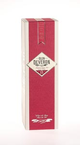 Coffret Glen Deveron 15 ans