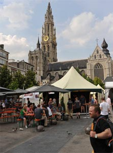 BierPassie Weekend à Anvers