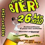 1ère fête de la bière à Sauxillanges