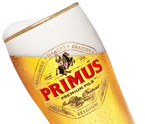 Bière Primus de Haacht