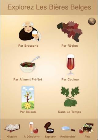 Belgian Beer App 2.0