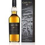 Un 25 ans d'âge rejoint la famille des Caol Ila singles malts