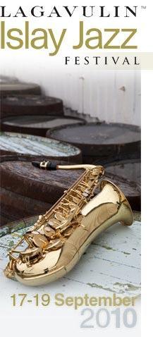 Lagavulin Islay Jazz Festiva