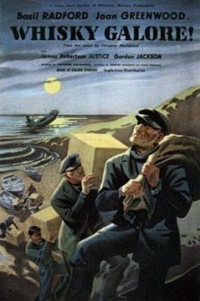 Affiche de Whisky Galore