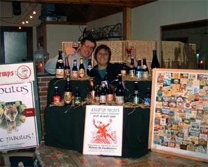 Remise du prix du Concours Arch'en Bières 2009