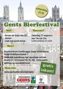 Festival de la Bière à Gand