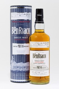 BenRiach 1976 Single Cask