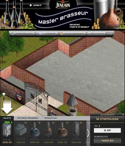 Jeu Master Brasseur Jenlain