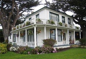 The Mission Ranch Hotel de Carmel