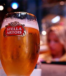 Stella Artois pression ©Paul Falardeau
