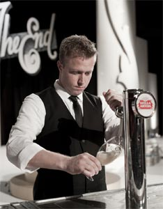 Chris Myers, Stella Artois World Draught Master 2010