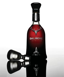 The Dalmore 64 Trinitas, un single malt à 100.000£ !