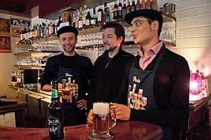 J.P Crouzet nous parle de La Canaille et de la bière Gallia