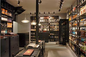 Une nouvelle boutique parisienne pour la maison du whisky for La maison du cafe paris