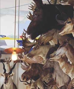 Le Aberlour Hunting Club pour 5 dîners du 3 au 7 novembre
