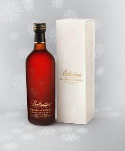 Ballantine's Christmas Reserve, un blend premium pour les fêtes