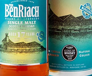 Benriach et GlenDronach en belle progression