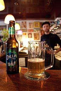Présentation de la bière Gallia de Paris