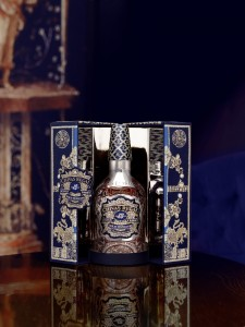 Chivas Regal 18 ans par Christian Lacroix