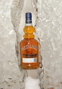 Old Pulteney dans la glace