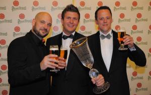 Un tchèque remporte le concours de maître barman Pilsner Urquell