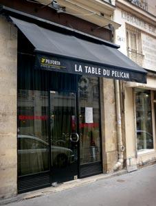 La Table du Pélican