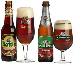 Retour de la bière de Noël chez Bofferding