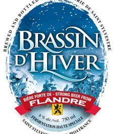 Brassin d'Hiver de la Brasserie de Saint Sylvestre