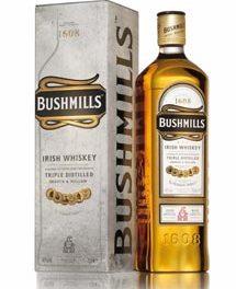 Coffret de noël pour le Bushmills Original